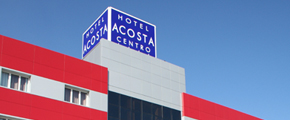 Restaurante Ñ (Hotel Acosta Centro)